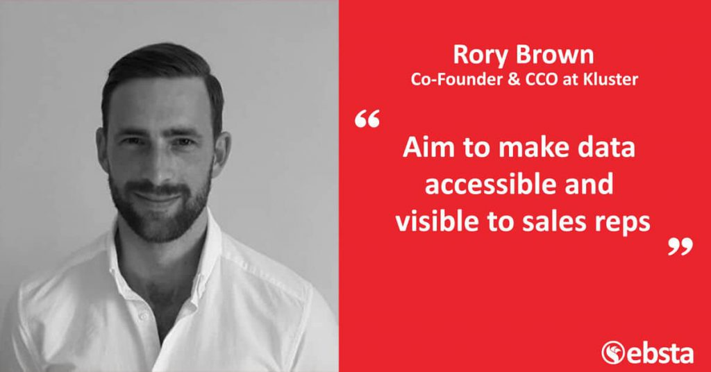 """""""Visualise improvement to bolster credibility"""" - Rory Brown"""