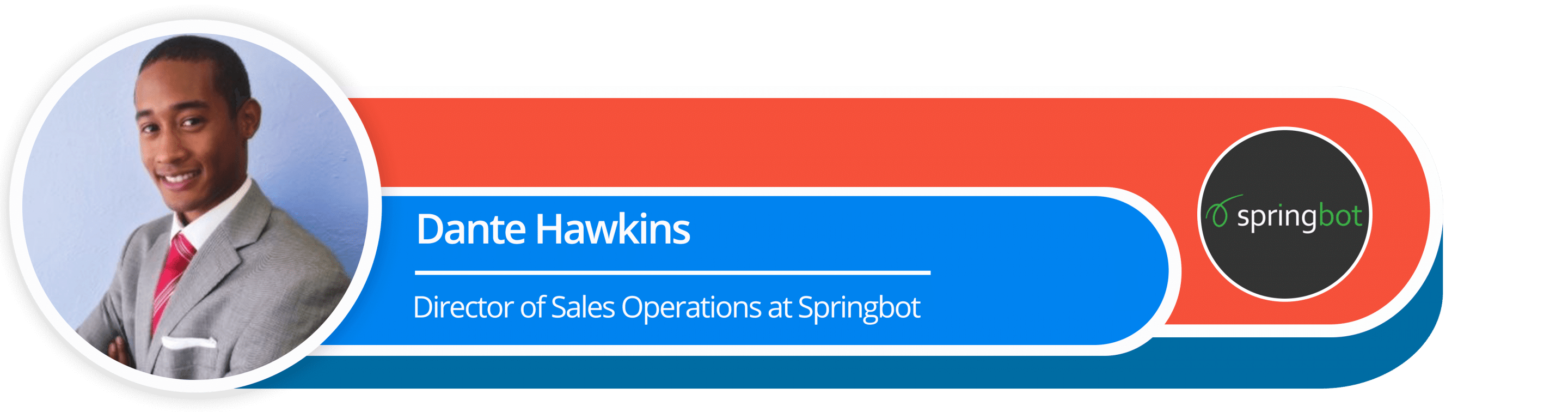 Dante Hawkins Director of Sales Operations at Springbot