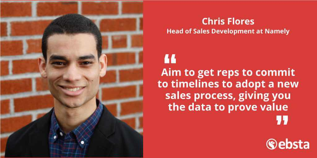 Chris Flores of C-Flo Consulting LLC