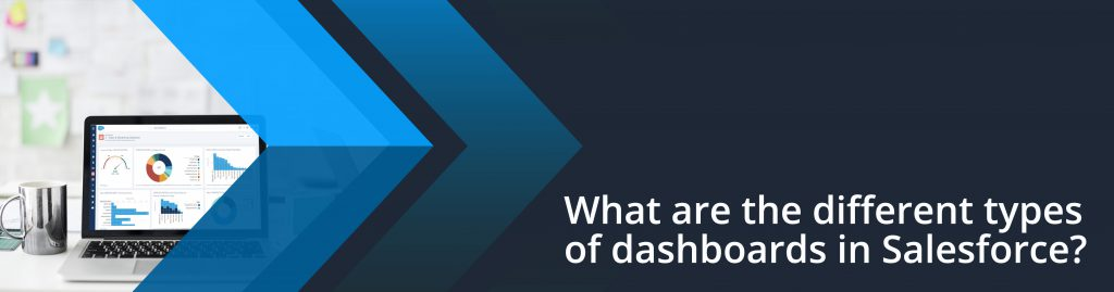 What are the different types of dashboards in Salesforce?